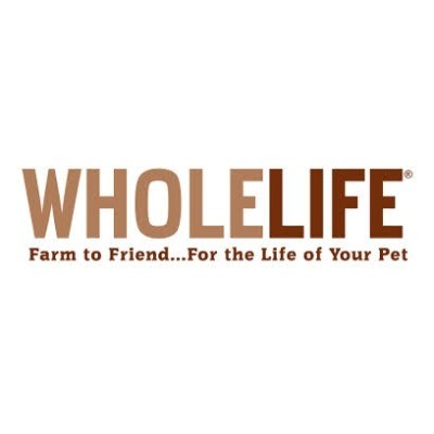 Exclusive Coupon Codes at Official Website of Whole Life Pet