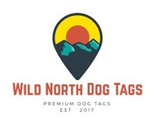 Wild North Dog Tags