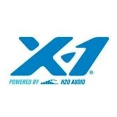 X-1 Audio