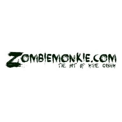 Zombie Monkie